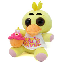 """Chica - Five Nights at Freddy's 9"""" Plush"""