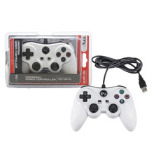 PS3 Wired USB Controller Pad - White (TTX Tech)