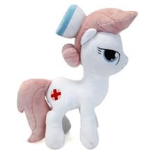 "Nurse Redheart - My Little Pony 13"" Plush"