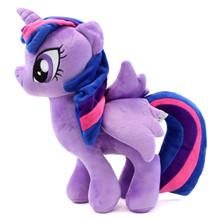 "Alicorn Twilight Sparkle - My Little Pony 12"" Plush"
