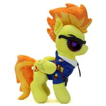 "Team Captain Spitfire - My Little Pony 14"" Plush"