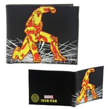"Iron Man - Marvel 4x5"" BiFold Wallet"