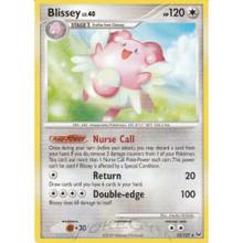 Blissey Platinum Set Reverse Holo-Foil 22/127 Pokemon Card (Excellent)