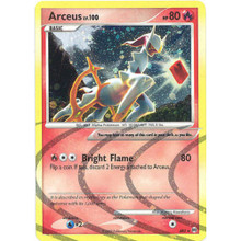 Arceus Platinum: Arceus Set Holo-Foil AR3 Pokemon Card (Excellent)