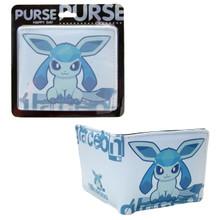"""Glaceon - Pokemon 4x5"""" BiFold Wallet"""