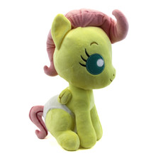 "Baby Fluttershy - My Little Pony 10"" Plush"