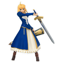 """Saber Dress ver. - Fate/Stay Night 6"""" Interchangeable Figure"""