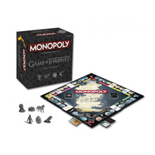 Game of Thrones Monopoly Board Game (USAopoly) MN104-375