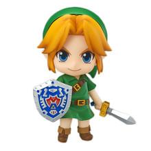 """Link, Majora's Mask Version - Legend of Zelda 3"""" Droid Action Figure"""