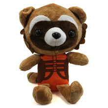 "Rocket Raccoon - Guardians of the Galaxy 7"" Plush"