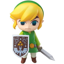 "Link, Wind Waker Version - Legend of Zelda 3"" Droid Action Figure"