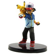 "Ash and Pikachu - Pokemon 5"" Action Figure"