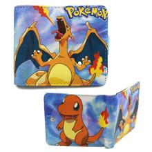 "Charizard - Pokemon 4x5"" BiFold Wallet"