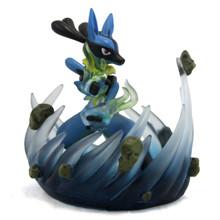 "Lucario - Pokemon 4"" Action Figure"