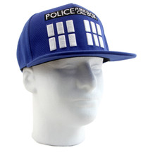 T.A.R.D.I.S. - Doctor Who Snapback Cap Hat