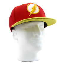 The Flash Logo - DC Universe Snapback Cap Hat