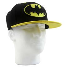 Batman Logo - DC Universe Snapback Cap Hat