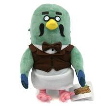 "Master Brewster - Animal Crossing Medium 7"" Plush (San-Ei) 1358"