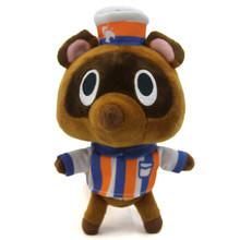 "T&T Mart Timmy/Tommy - Animal Crossing 5"" Plush (San-Ei) 1366"