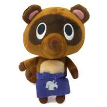 "Nookling Junction Timmy/Tommy - Animal Crossing 5"" Plush (San-Ei) 1365"