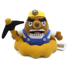 "Mr. Resetti - Animal Crossing 7"" Plush (San-Ei) 1303"