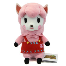 "Reese - Animal Crossing 8"" Plush (San-Ei) 1306"