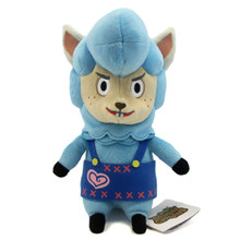"Cyrus - Animal Crossing 8"" Plush (San-Ei) 1357"