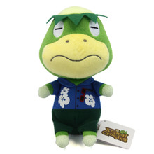 "Kapp'n - Animal Crossing 7"" Plush (San-Ei) 1356"
