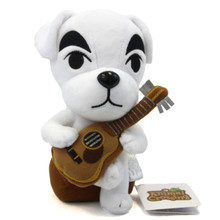 "K.K. Slider - Animal Crossing 8"" Plush (San-Ei) 1302"