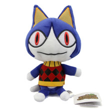 "Rover - Animal Crossing 7"" Plush (San-Ei) 1359"