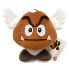 "Paragoomba - Super Mario Bros 5"" Plush (San-Ei) 1447"