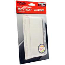 3DS Crystal Armor Protective Case (KMD) KMD-3DS-0223