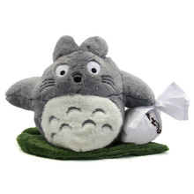 "Totoro with Bag - 12"" My Neighbor Totoro Plush"