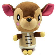 "Fauna - Animal Crossing 7"" Plush (San-Ei) 1361"