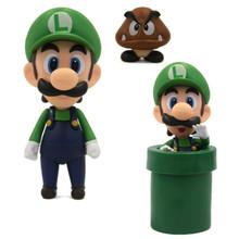 "Luigi - Super Mario 3"" Interchangeable Figure"