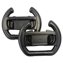 Switch Joy-Con Controller Wheels 2 Pc. Set - Black (Dobe)