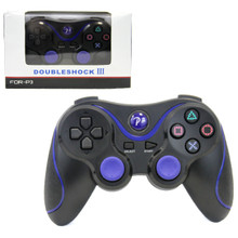 PS3 Bluetooth Controller Pad - Blue (Hexir)