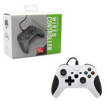Xbox One Wired Analog Controller Pad - White (Hexir)