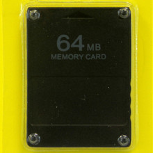 PS2 Memory Card 64 MB (Hexir)