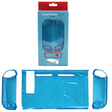 Switch Hard Protective Case - Crystal Blue (Hexir)
