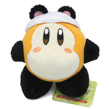 "Panda Waddle Dee - Kirby of the Stars Small 6"" Plush (San-Ei) 1633"