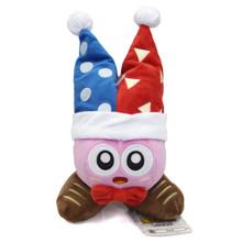 "Marx - Kirby Super Star Medium 6"" Plush (San-Ei) 1631"