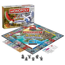 Pokemon Johto Monopoly Board Game (USAopoly) MN101-436