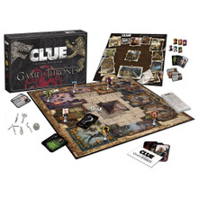 Game of Thrones - Clue Board Game (USAopoly) CL104-375