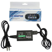 PS Vita 2000 Slim AC Adapter 100-240V (Hexir)