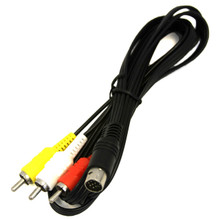 Saturn Audio Video AV Cable - Bulk (Hexir)