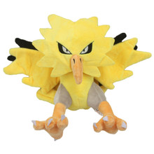 "Zapdos - Pokemon 10"" Plush"