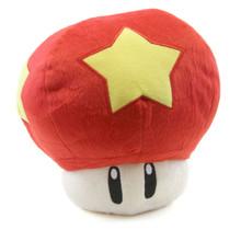 """Life Mushroom - Super Mario Bros 7"""" Plush"""