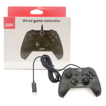 Switch Wired Pro Controller - Black (Hexir)