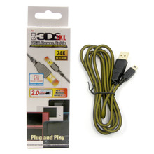 3DS USB Charge Cable - 2DS/3DS XL/DSi XL/DSi Compatible (Hexir)